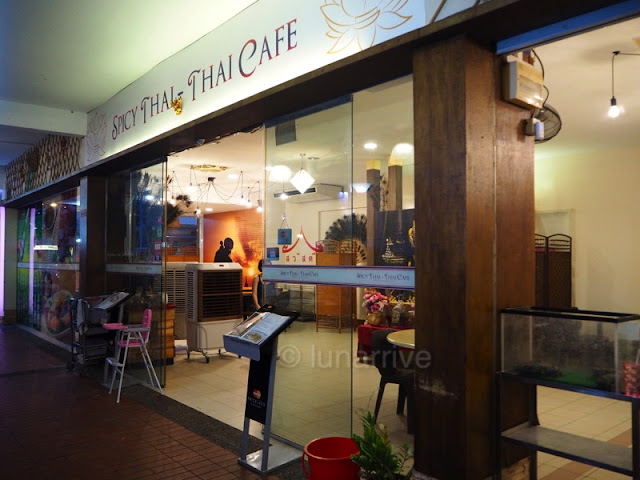 Spicy Thai Thai Cafe Food Review Lunarrive Singapore Lifestyle Blog