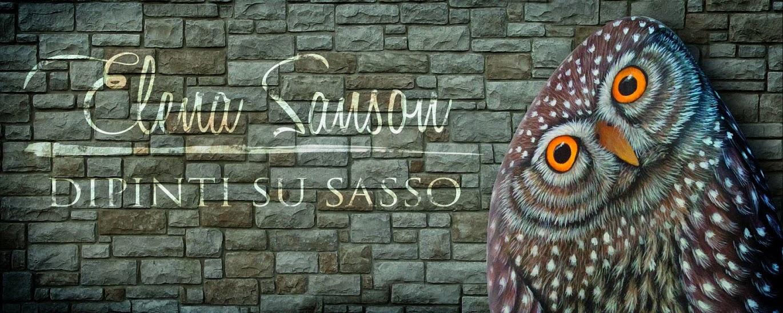Elena Sanson   Dipinti su sasso