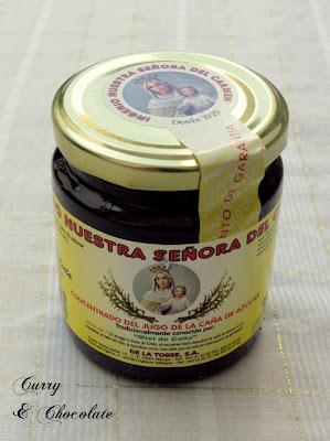 Miel de caña