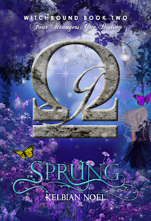 Sprung Book Blast: $100 Amazon Gift Card Giveaway