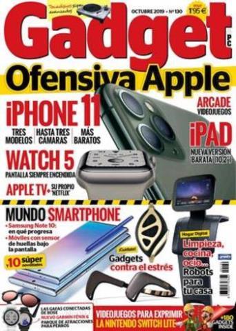 Gadget Número 130: iPhone 11