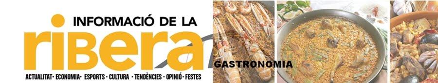 Informació de la Ribera Gastronomia