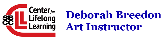 Deborah Breedon, Art Instructor
