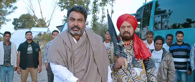 Single Resumable Download Link For Punjabi Movie Fer Mamla Gadbad Gadbad (2013)