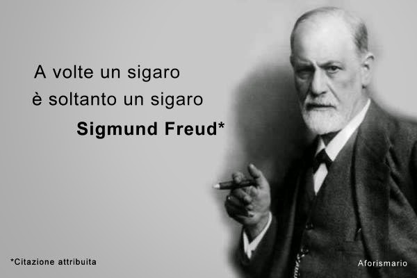 Frasi di Sigmund Freud PensieriParole - sigmund freud frasi sulla follia