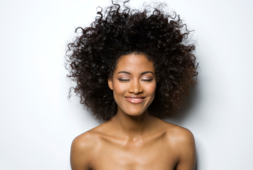 Natural and Transition Hair Styles For Black Women