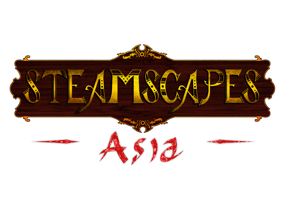 Support the Steamscapes: Asia Kickstarter!