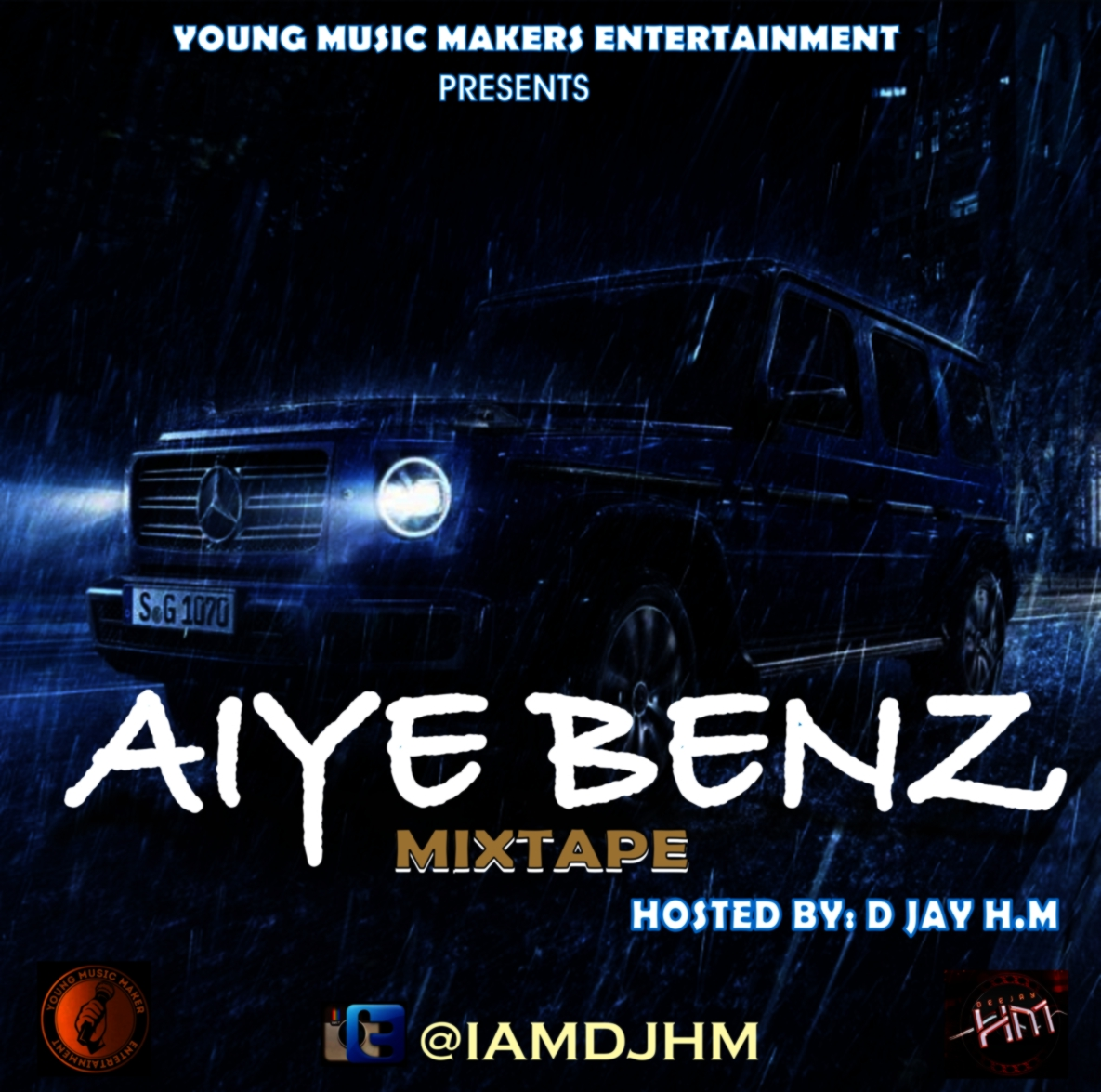 DJ HM - AIYE BENZ