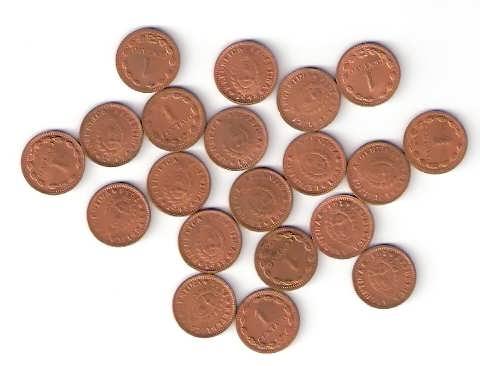 Quimica tres - Objetos de cobre ...