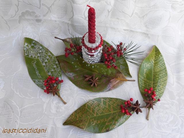 I pasticci di dani capodanno decorazioni per la tavola - Decorazioni per la tavola ...