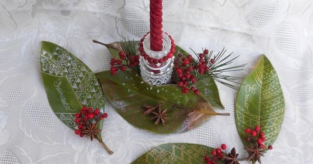 Pasticci di dani capodanno decorazioni per la tavola - Decorazioni per la tavola ...
