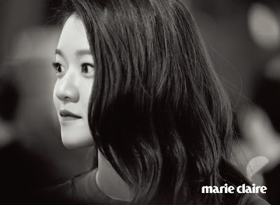 Go Ah Sung - Marie Claire Magazine May Issue 2015