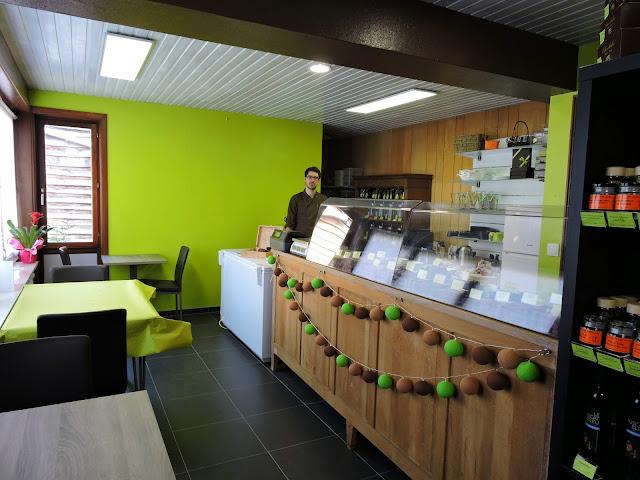 Chocoladri d'Adrien Nicaise à Tubize