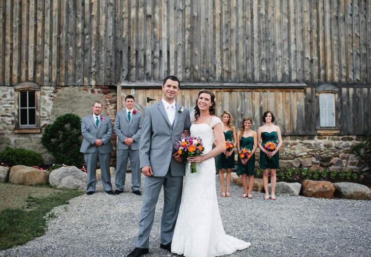 rustic barn weddings 187 buffalo indie weddings amp rochester