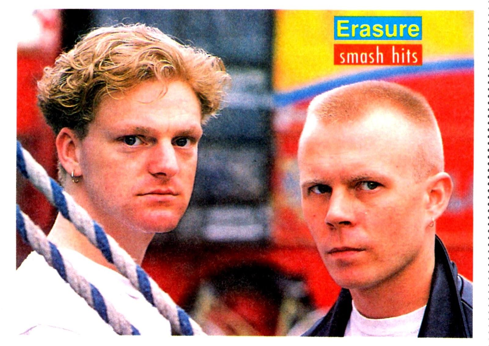Lansure 39 s music paraphernalia erasure andy bell vince for 1988 hit songs