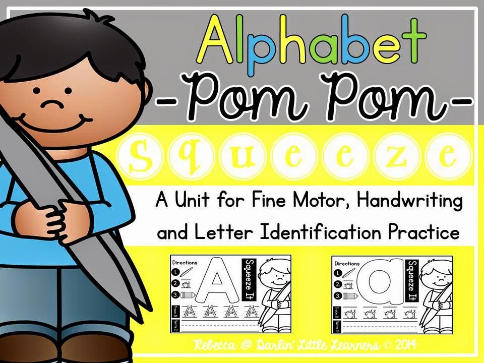 https://www.teacherspayteachers.com/Product/HandwritingAlphabet-Pom-Pom-Squeeze-1670216