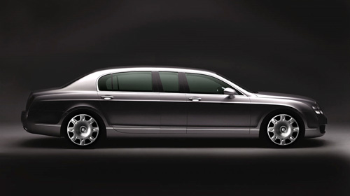 World Best New Autos 2012 Bentley Continental Flying Spur Series 51