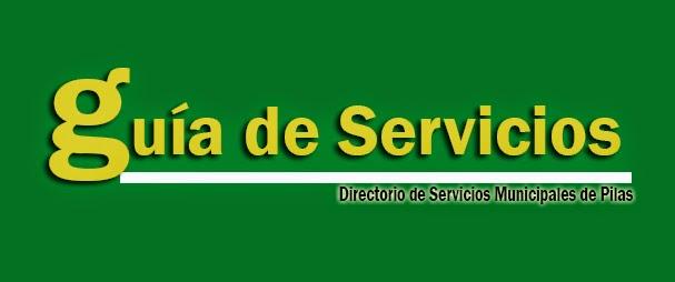Guía de Servicios en Pilas
