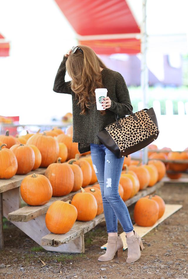 pumpkin patch outfit