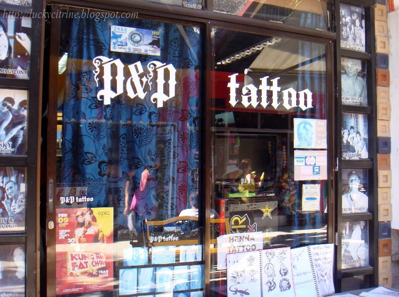 Henna Tattoo Quezon City : Sin city tattoos