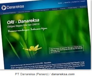 Lowongan Kerja PT Danareksa (Persero)