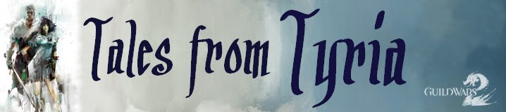 Tales from Tyria - A Guild Wars 2 Blog