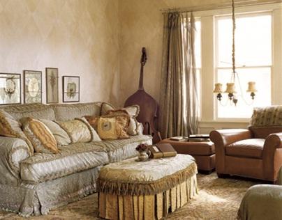 Decoración de Salas en Animal Print - Home Interior Design Ideas