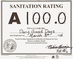 Sanitation Score