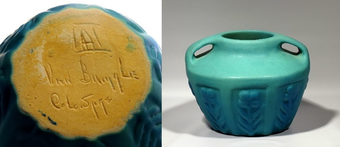 Dating van briggle pottery