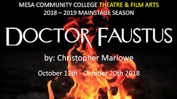 Mesa Community College's Theatre and Film Arts Department presents