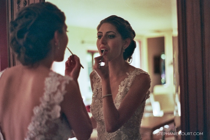 """Santa Barbara film wedding photography"""