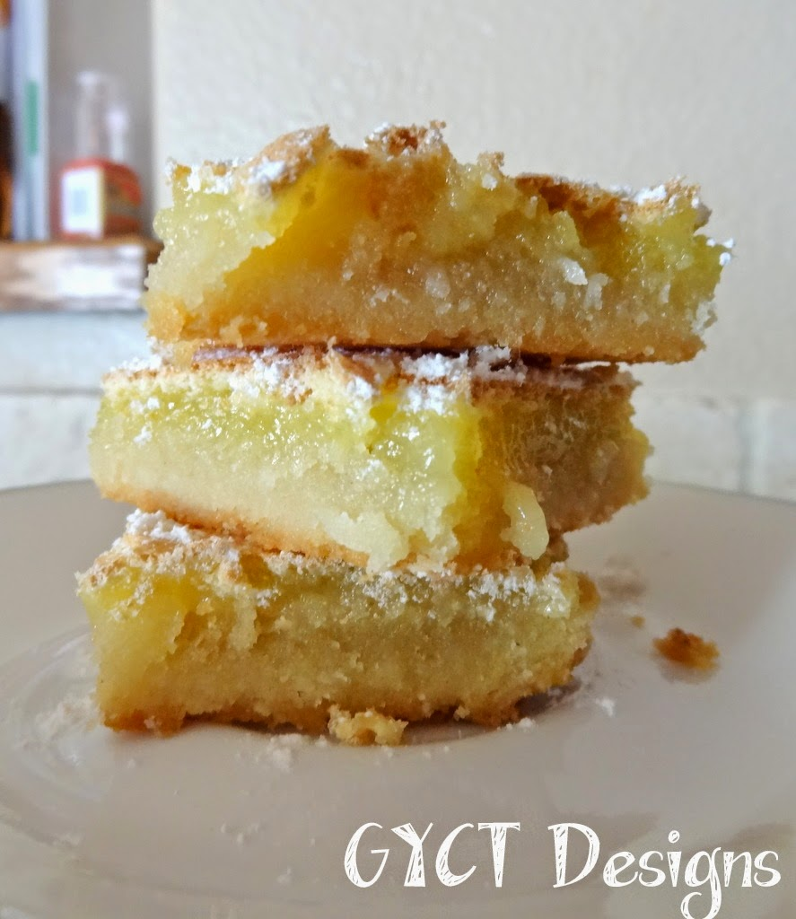 Delicious Lemon Bar Recipe at GYCT