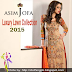 Asim Jofa Royal Luxury Summer Lawn Collection 2015