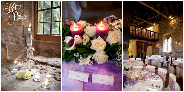 jacobean room, , crook hall durham wedding, st michaels houghton le spring wedding, crook hall and gardens, durham wedding venue, katie byram photography, durham wedding photographer, newcastle wedding photographer, relaxed weddings durham, purple wedding, calla lillies