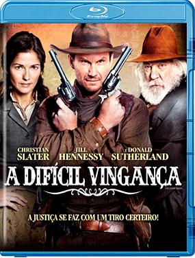 Filme Poster A Difícil Vingança BDRip XviD Dual Audio & RMVB Dublado