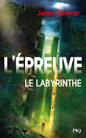 Le Labyrinthe de James Dashner