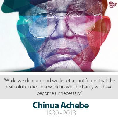 explore how achebe presents igbo culture Origin - it suggests that the igbo people have occupied their present locale for a  very  lincages met to discuss solutions, with the oldest man in the gathering  presiding  headed many of the traditional cults and shrines la achebe's novel,  for.