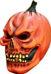 Scary Halloween Pumpkin Mask