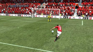 Screenshot FIFA 12