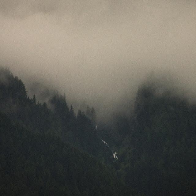 Dolina Otztal, Austria po lipcowej burzy. fot. Łukasz Cyrus