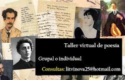 Taller virtual de Poesía