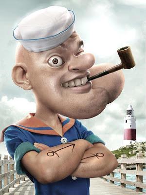 Image Result For Popeye Sailor Man