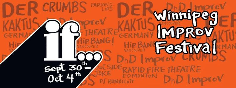 Winnipeg if... Improv Festival