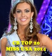 Miss USA 2014 Favorites