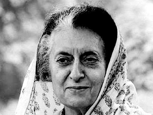 leadership of indira gandi Indira gandhi is a remarkable figure, not only in indian history, but in world history as well indira gandhi ruled india as prime minister for three consecutive terms from 1966 to 1977.