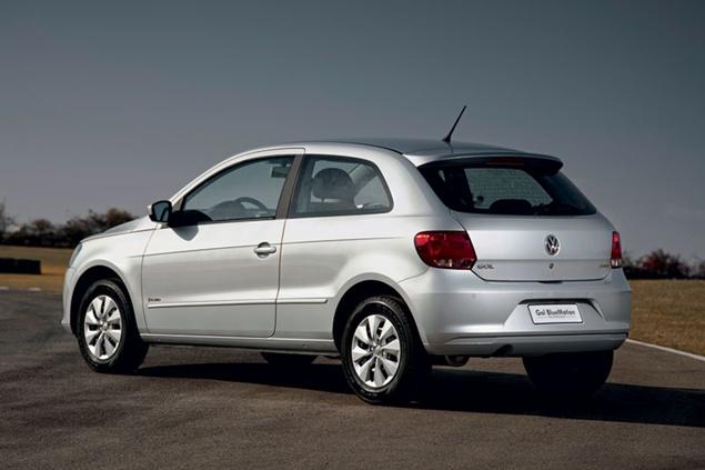 New VW Gol