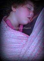 portage bambin vesper wrap babywearing carry woven jacquard