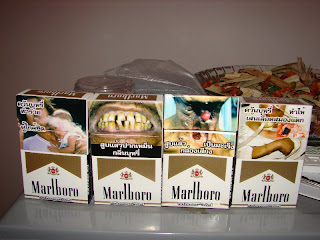 Most popular cigarettes Golden American in Holland