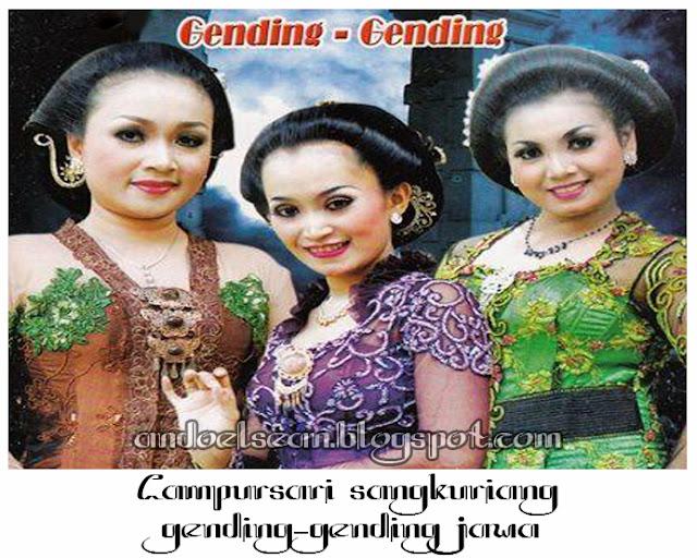 campursari gending-gending sangkuriang