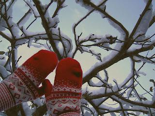 Zima, trochu už mně to štve
